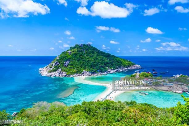 ko nang yuan, thailand - surat thani province stock pictures, royalty-free photos & images