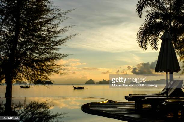 ko yao yai morning - vaxjo stock pictures, royalty-free photos & images