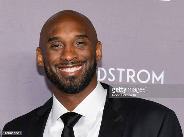 Kobe Bryant attends the 2019 Baby2Baby Gala Presented by Paul Mitchell at 3LABS on November 09 2019 in Culver City California