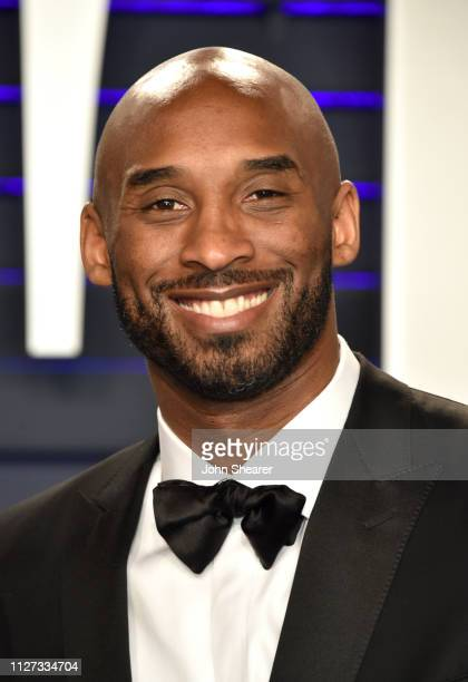 Kobe Bryant attends the 2019 Vanity Fair Oscar Party hosted by Radhika Jones at Wallis Annenberg Center for the Performing Arts on February 24 2019...
