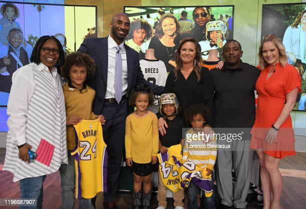 Kobe Bryant is the surprise guest on The View Wednesday May 16 2018 The View airs MondayFriday on the ABC Television Network VW18 WHOOPI