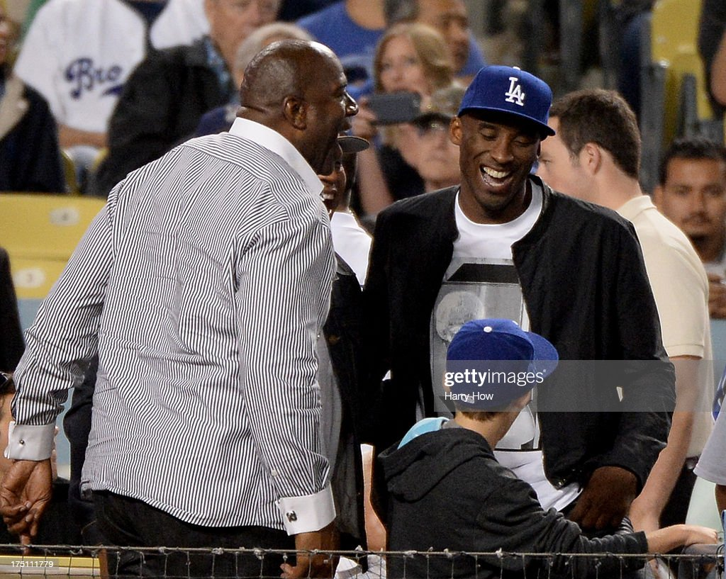 New York Yankees v Los Angeles Dodgers : News Photo