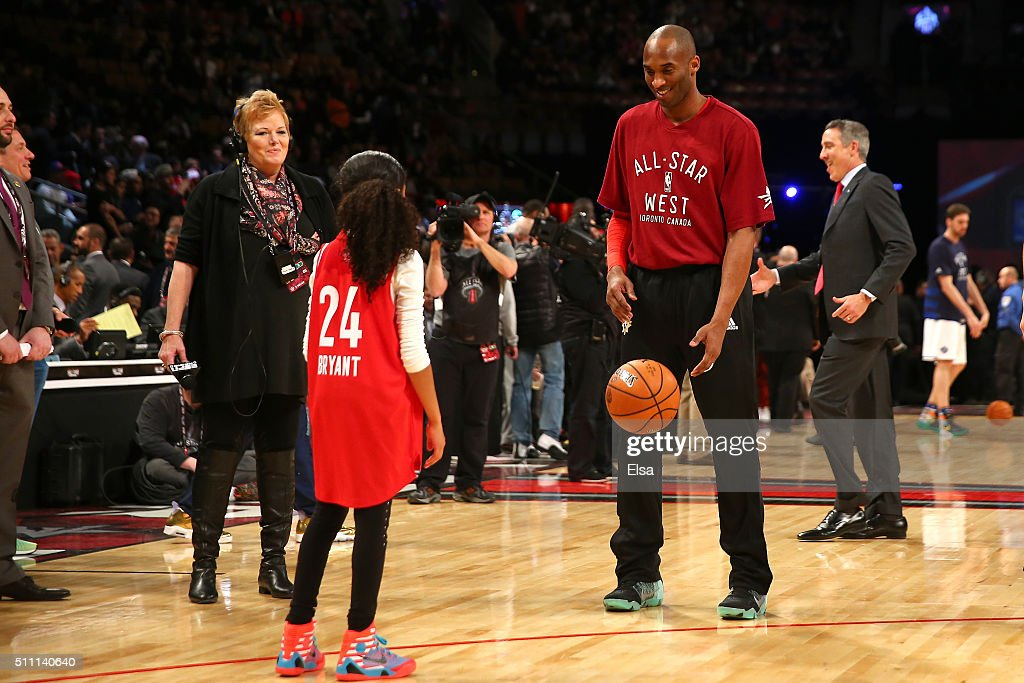 NBA All-Star Game 2016 : News Photo