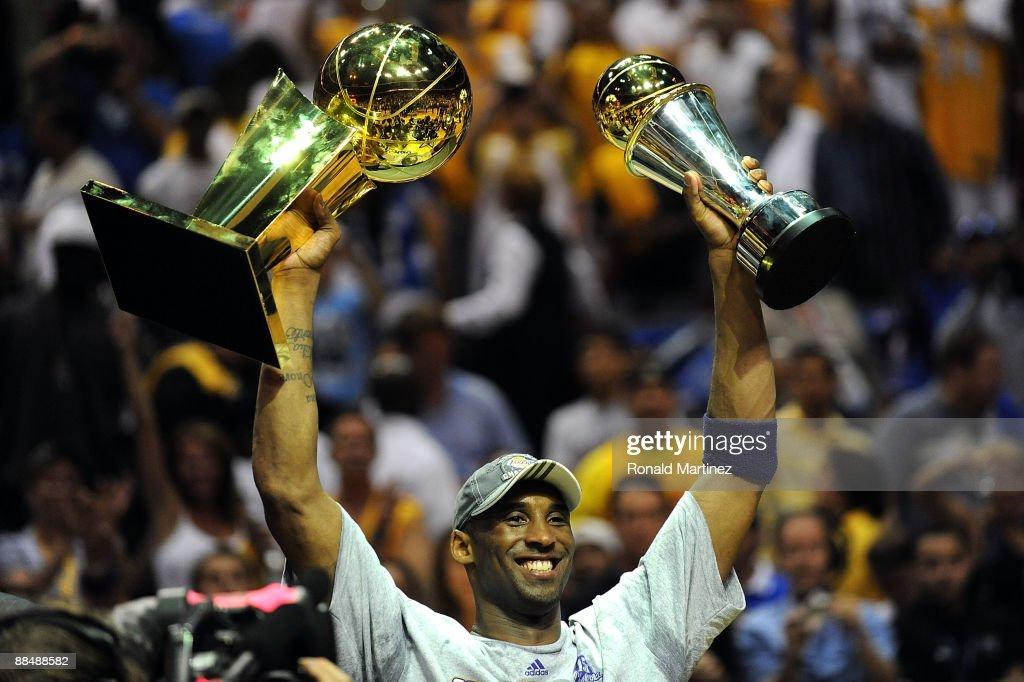 NBA Finals Game 5:  Los Angeles Lakers v Orlando Magic : News Photo