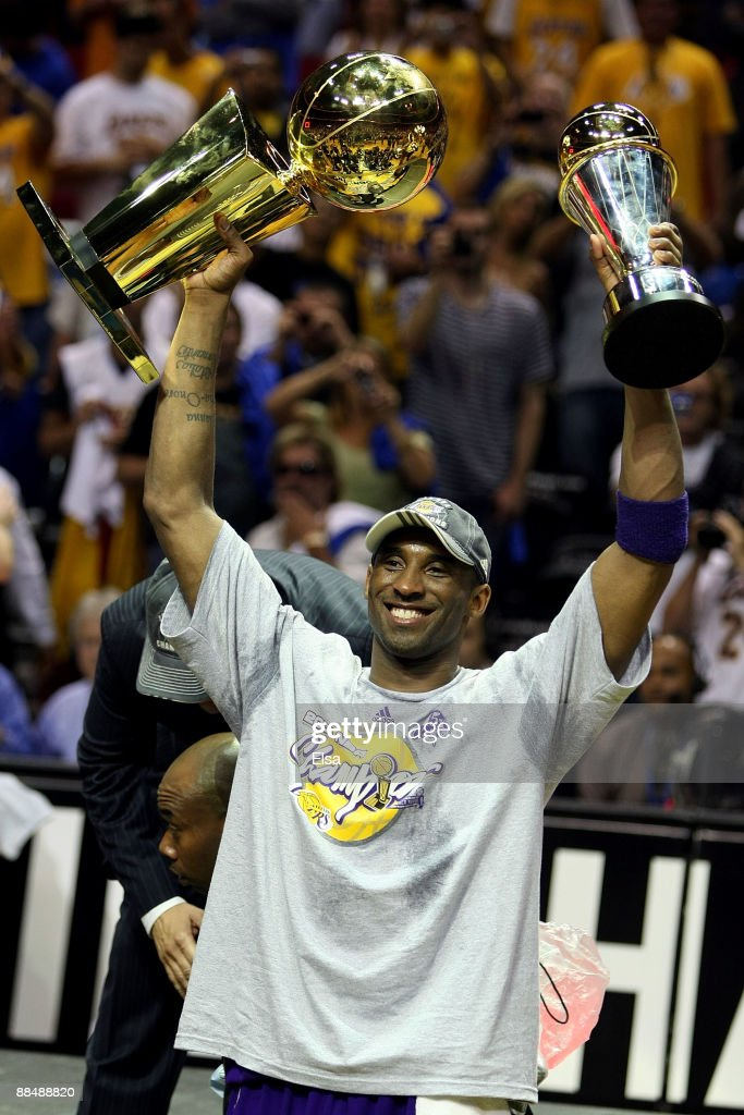 NBA Finals Game 5:  Los Angeles Lakers v Orlando Magic : News Photo