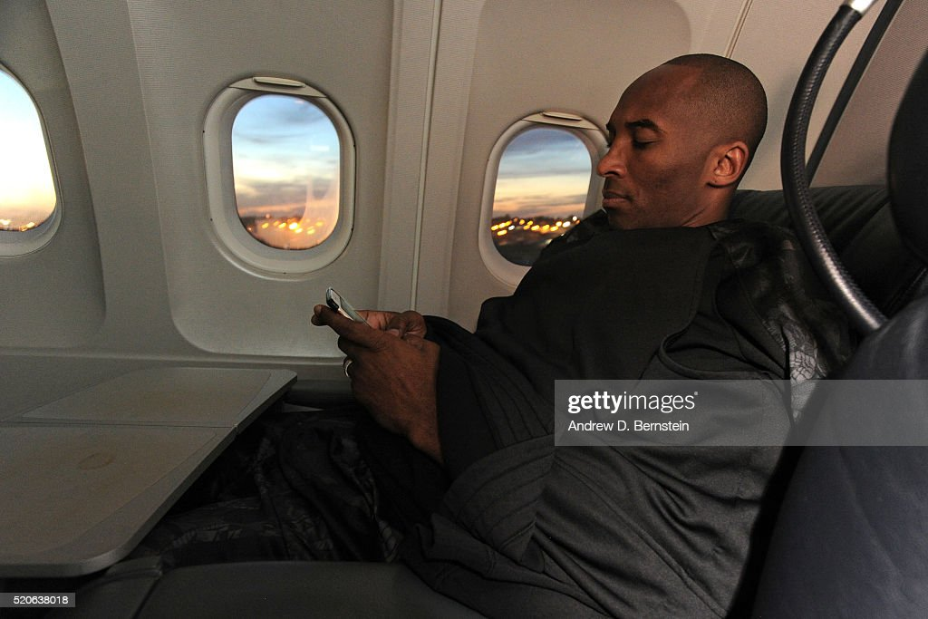 Los Angeles Lakers travel to New Orleans, Louisiana : News Photo