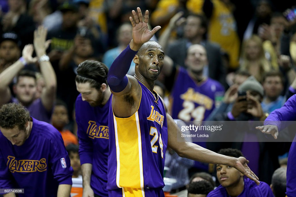 Los Angeles Lakers v Charlotte Hornets