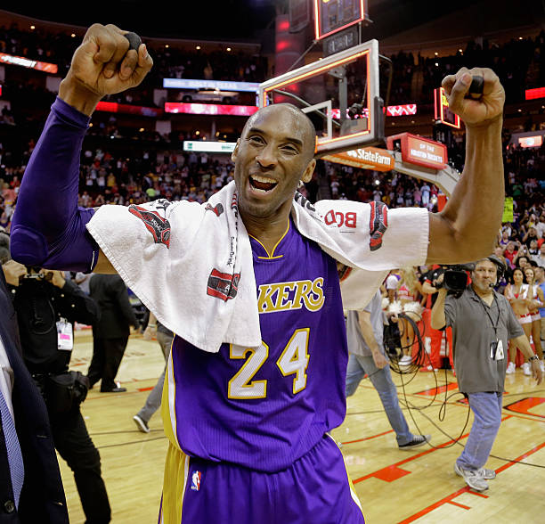Houston Rockets X Lakers: NBA Finals Game 7: Boston Celtics V Los Angeles Lakers