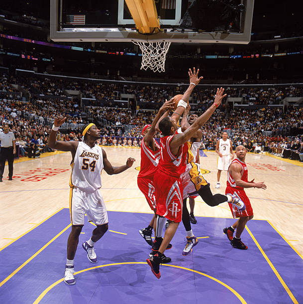 Houston Rockets X Lakers: Houston Rockets V Los Angeles Lakers Photos And Images