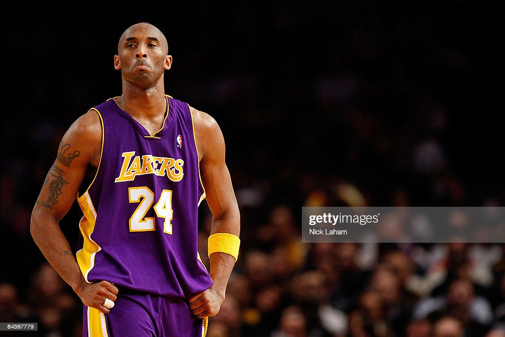 Los Angeles Lakers v New York Knicks : News Photo