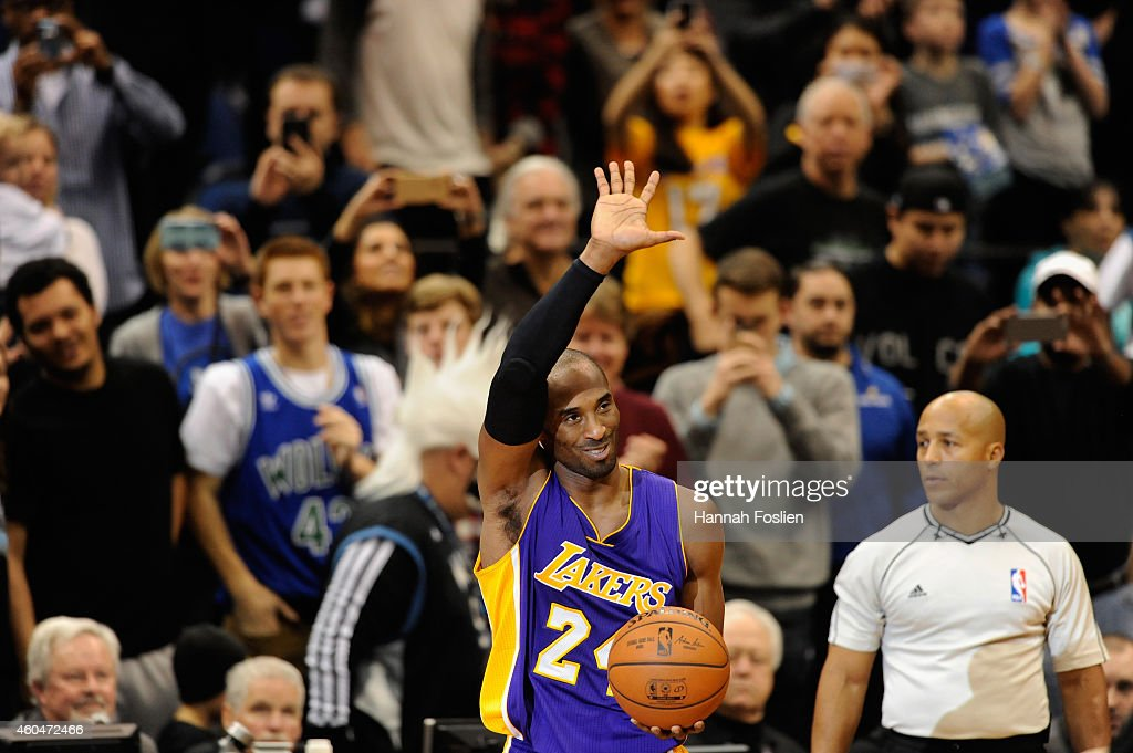 Los Angeles Lakers v Minnesota Timberwolves : News Photo