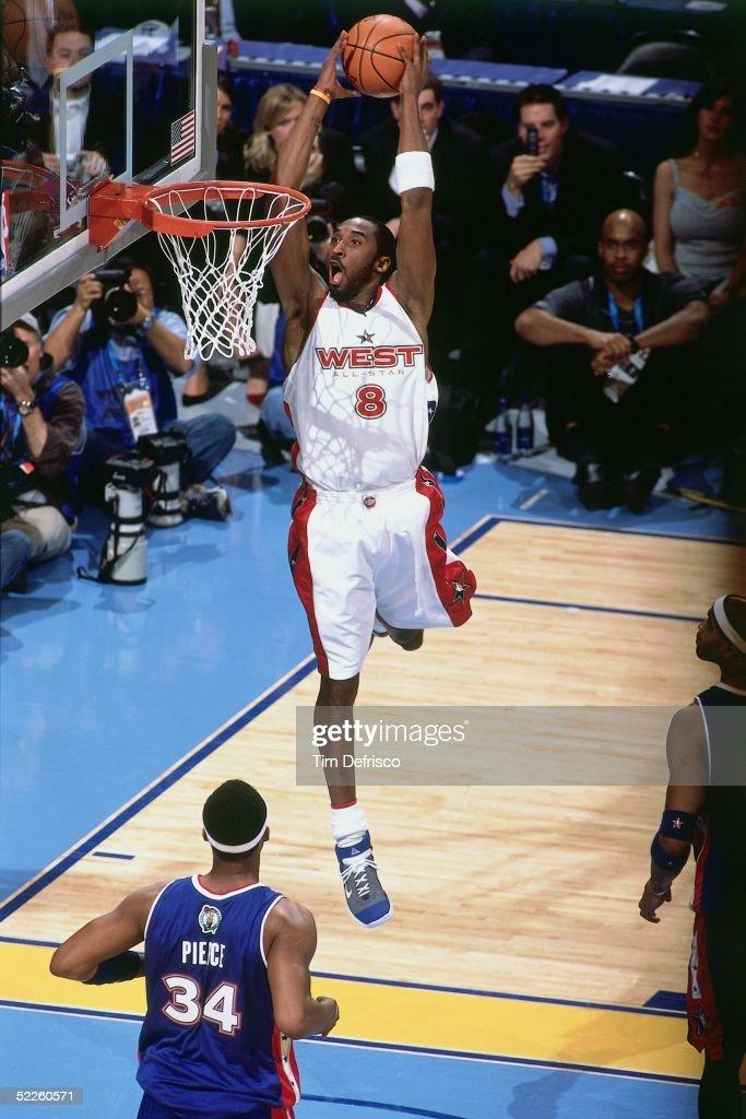 2005 NBA All-Star Game Denver : News Photo