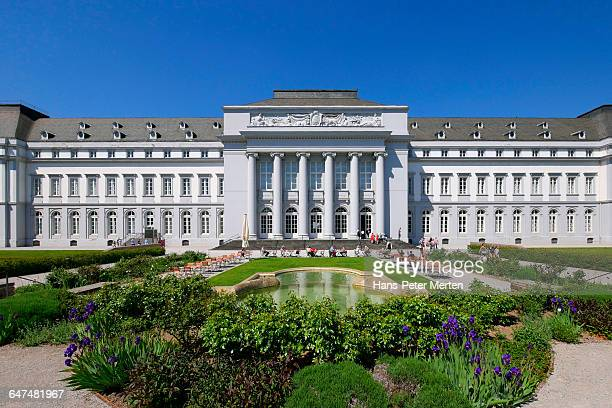 Koblenz, Palace of archbishop-electors of Trier