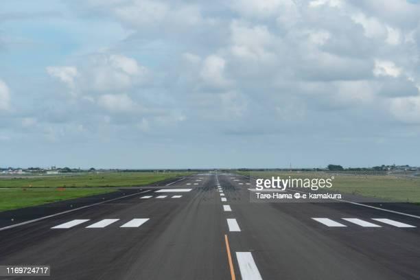 kochi ryoma airport in kochi prefecture of japan - taro hama ストックフォトと画像