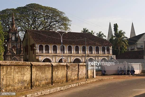 Kochi street scene