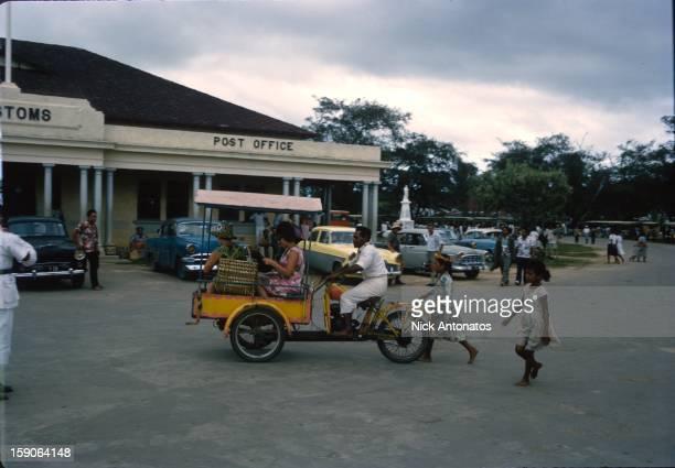 CONTENT] Kodachrome slide taken 1965 in Fiji
