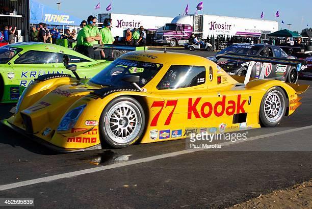Kodak Grand Am Race Car at Rolex NJMP Race New Jersey Motorsports Park