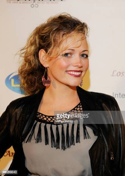 Kodi Kitchen attends the Los Angeles Women's International Film Festival Opening Night Gala at Libertine on March 26 2010 in Los Angeles California