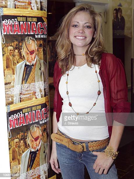 Kodi Kitchen during '2001 Maniacs' DVD Release Party and Cast Signing at Hollywood Book Poster March 29 2006 at Hollywood Book Poster in Hollywood...