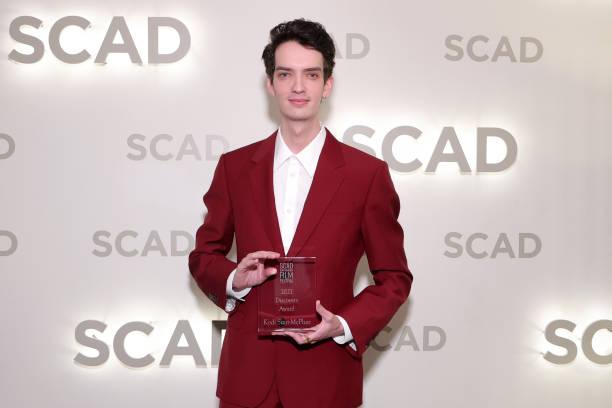 GA: 24th SCAD Savannah Film Festival - Kodi Smit-McPhee Discovery Award Presentation