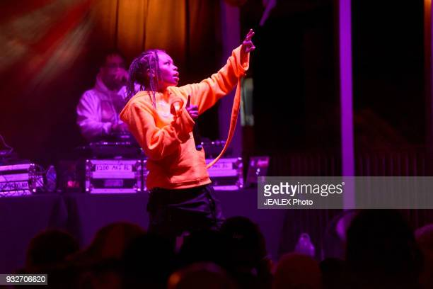 Kodie Shane performs onstage at ICM All Female Event during SXSW at The Belmont on March 15 2018 in Austin Texas