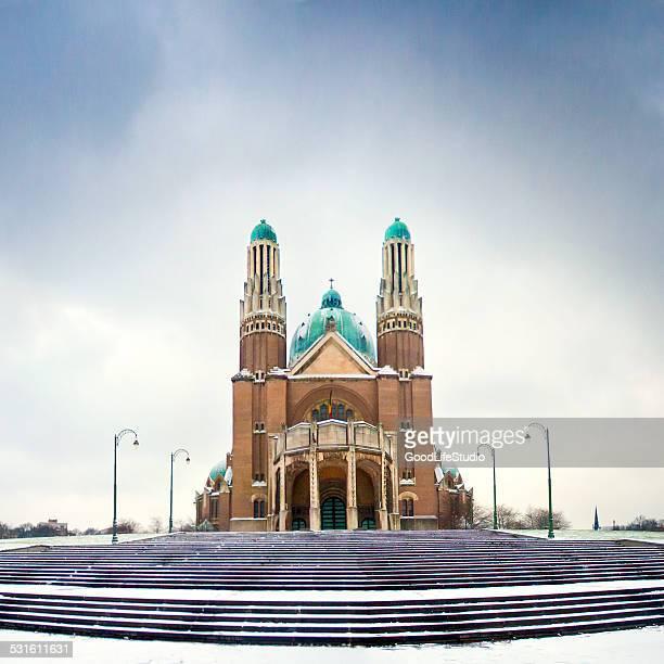 Koekelberg Basilica of Brussels