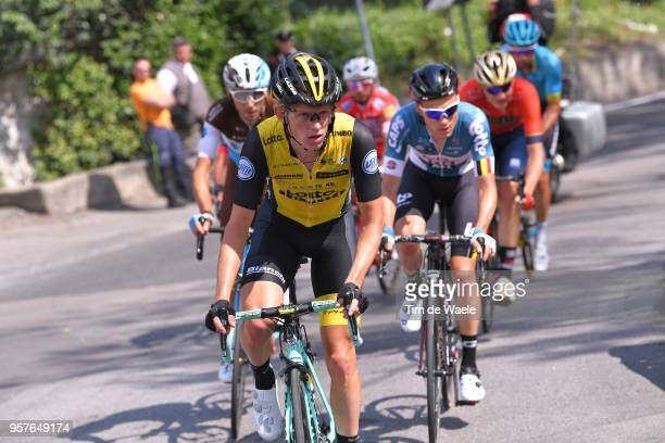 Koen Bouwman of The Netherlands and Team LottoNL-Jumbo / during the 101th Tour of Italy 2018, Stage 8 a 209km stage from Praia a Mare to Montevergine...