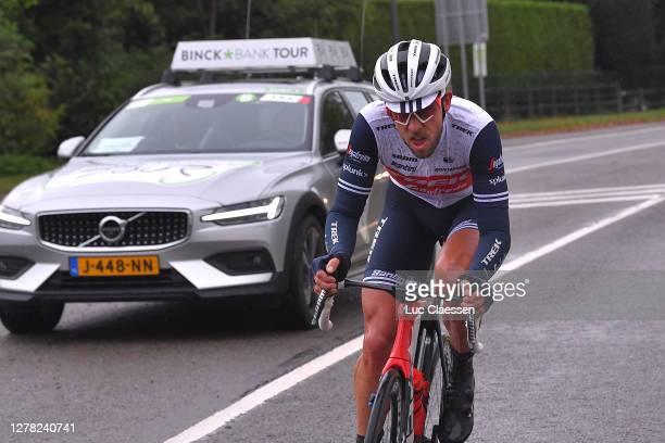 Koen De Kort of The Netherlands and Team Trek - Segafredo / during the 16th BinckBank Tour 2020, Stage 5 a 183,6km stage from Ottignies Louvain la...