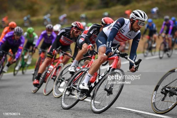 Koen De Kort of The Netherlands and Team Trek - Segafredo / during the 75th Tour of Spain 2020, Stage 7 a 159,7km from Vitoria-Gasteiz to Villanueva...