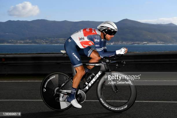 Koen De Kort of The Netherlands and Team Trek - Segafredo / during the 75th Tour of Spain 2020, Stage 13 a 33,7km Individual Time Trial stage from...