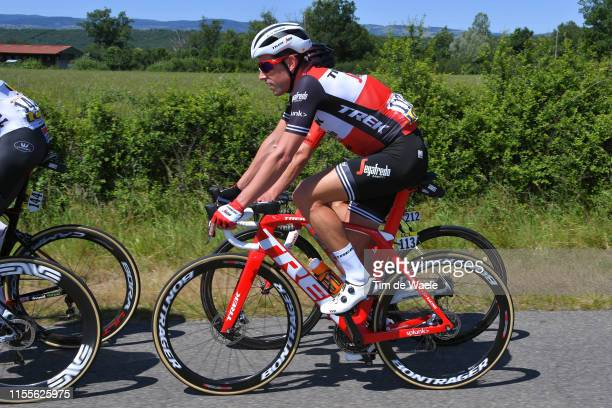 Koen de Kort of The Netherlands and Team TrekSegafredo / during the 71st Criterium du Dauphine 2019 Stage 5 a 201km stage from BoënsurLignon to...