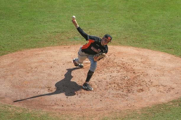 MEX: WBSC U-23 Baseball World Cup: Netherlands v Panama