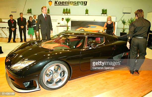 Koenigsegg Pictures And Photos Getty Images