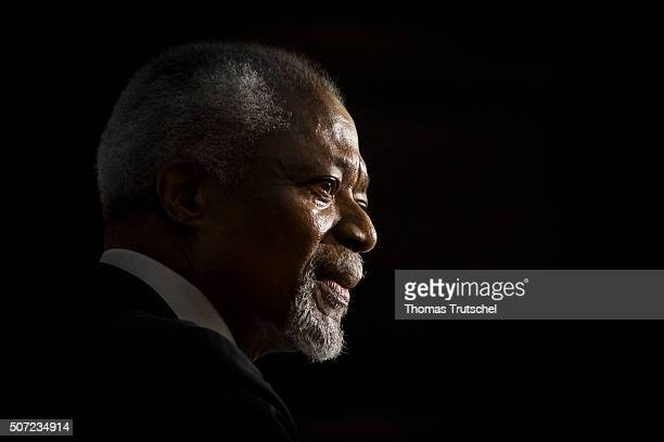 Kofi Annan 7th SecretaryGeneral of the United Nations will give a lecture entitled ' Looking for a New Global Order ' at German Foreign Ministry on...