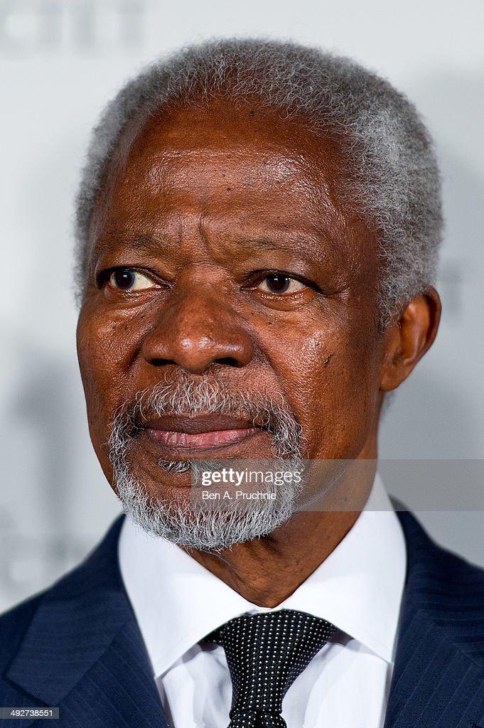 Kofi Annan Dies Aged 80