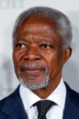 Kofi annan attends the prix pictet award ceremony where honorary picture id492738551?s=170x170