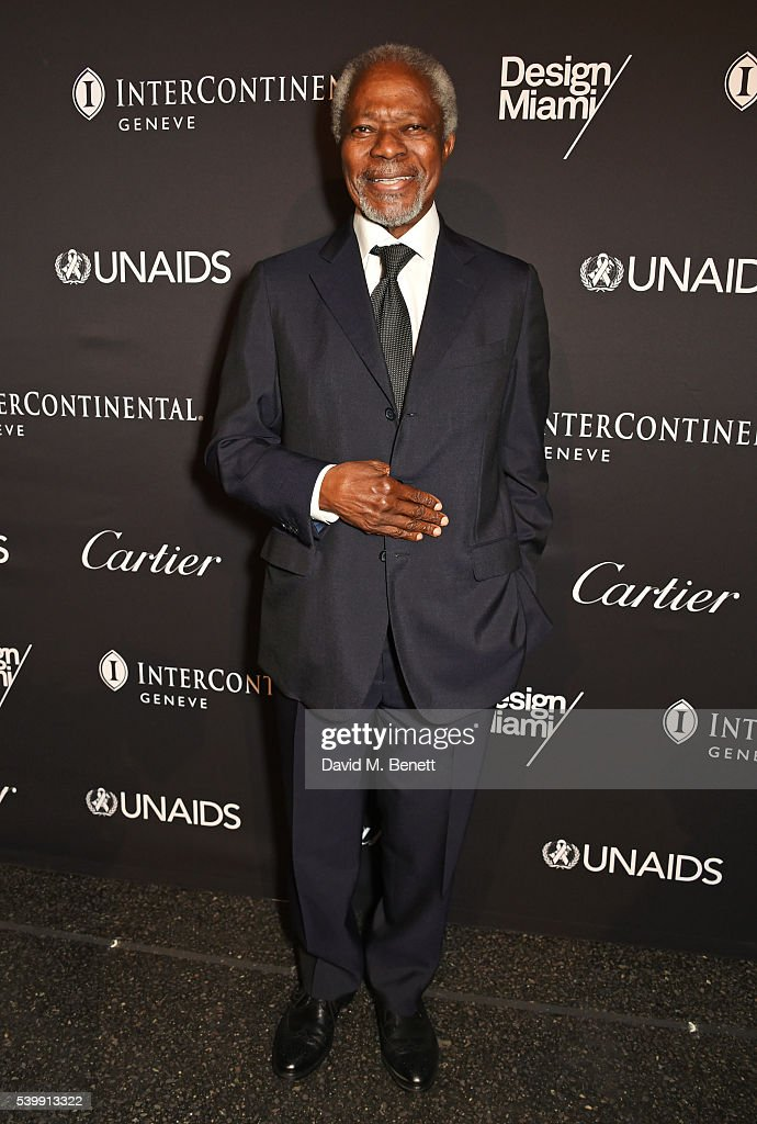 UNAIDS Gala At Art Basel 2016