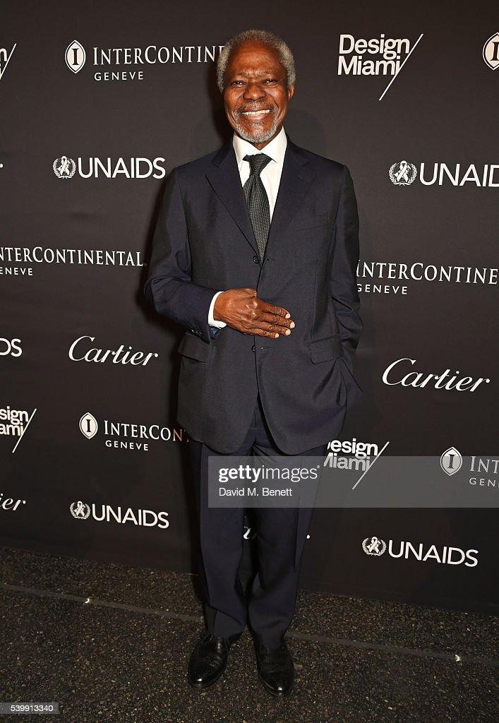 UNAIDS Gala At Art Basel 2016