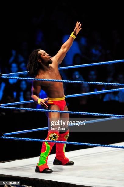 Kofi Kingston Wrestlemania Revenge Tour Halle Tony GarnierLyon