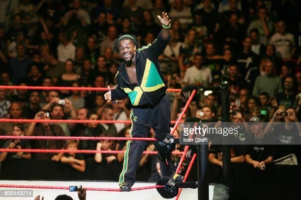 Kofi KINGSTON Santino MARELLA / Kofi KINGSTON WWE Raw Tour Bercy