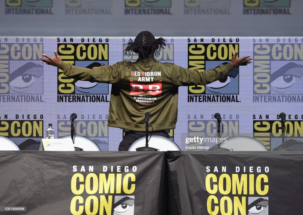"Comic-Con International 2018 - ""Dragon Ball Super"" Panel"