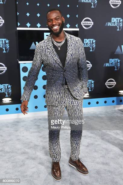 Kofi Siriboe at the 2017 BET Awards at Microsoft Square on June 25 2017 in Los Angeles California
