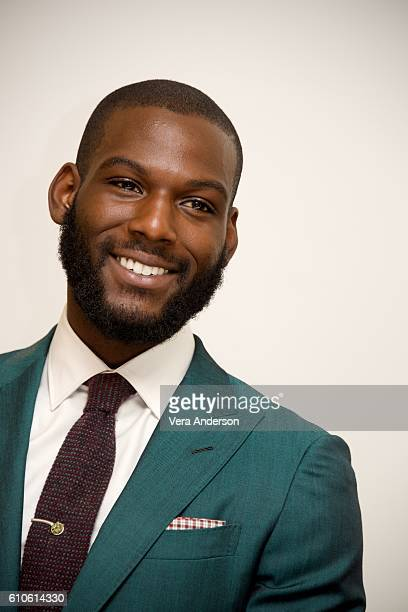 Kofi Siriboe at the 'Queen Sugar' Press Conference at the Four Seasons Hotel on September 26 2016 in Beverly Hills California