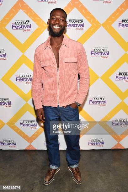 Kofi Siriboe attends the 2018 Essence Festival presented by CocaCola at Ernest N Morial Convention Center on July 7 2018 in New Orleans Louisiana