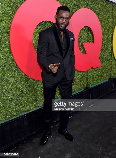 Kofi Siriboe attends the 2018 GQ Men of the Year Party at a private residence on December 6 2018 in Beverly Hills California