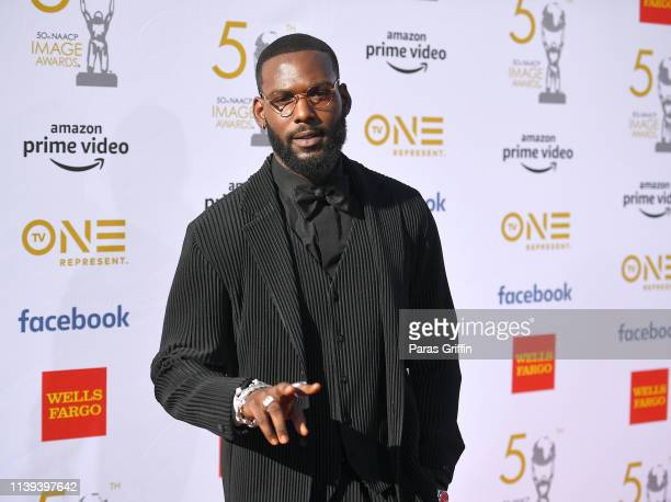 Kofi Siriboe attends the 50th NAACP Image Awards at Dolby Theatre on March 30 2019 in Hollywood California