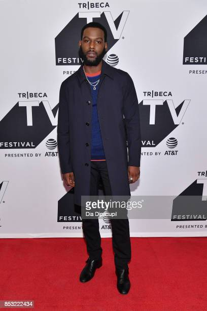 Kofi Siriboe attends the Tribeca TV Festival midseason premiere of Queen Sugar at Cinepolis Chelsea on September 24 2017 in New York City