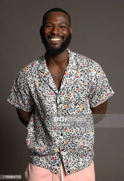 Kofi Siriboe poses for a portrait during the 23nd Annual American Black Film Festival on June 15 2019 in Miami Beach Florida
