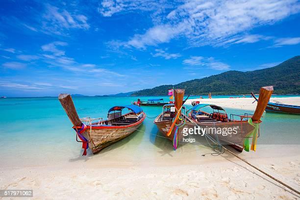 Koh Lipe Beach in Satun, Thailand