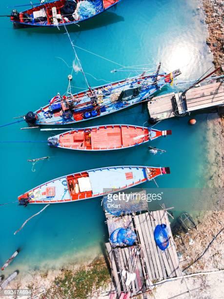 Koh Phangan harbour